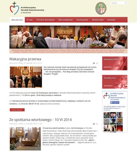 Archidiecezjalny Ośrodek Katechumenalny