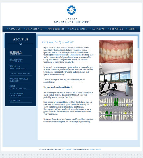 Specialist Dentistry